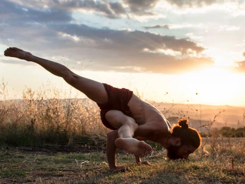 Olisticmap - Ritiro Ashtanga yoga in natura