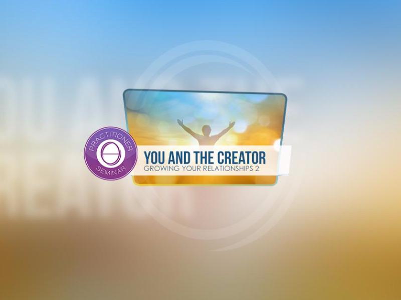Olisticmap - Relazioni 2 - Seminario ThetaHealing® Tu e il Creatore a Firenze