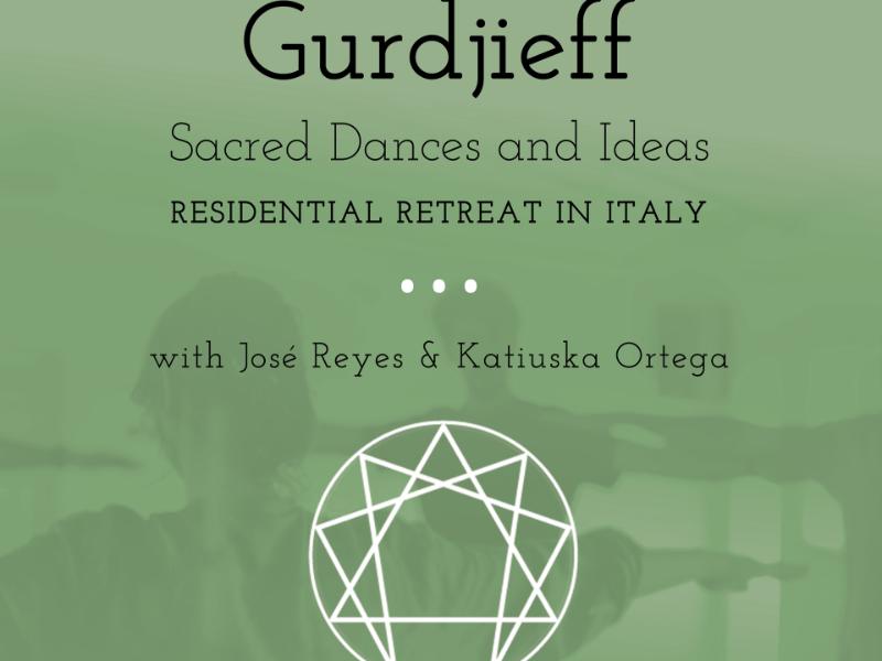 Olisticmap - Gurdjieff : Il Lavoro e le Danze Sacre