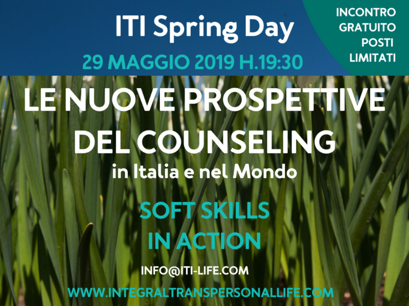 Olisticmap - SOFT SKILLS IN ACTION - ITI Spring DAY