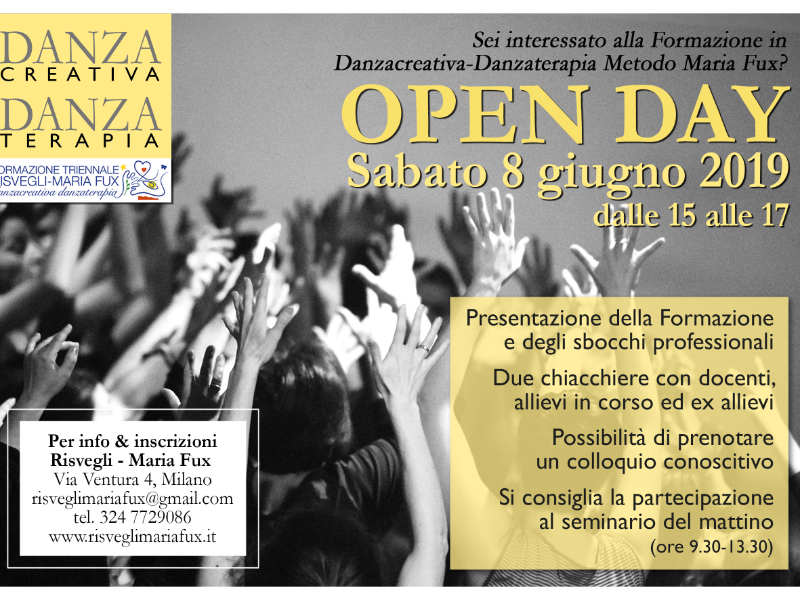Olisticmap - OPEN DAY