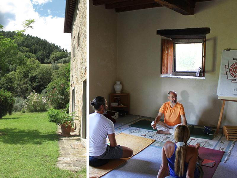 Olisticmap - Purificazione yoga, ayurveda, meditazione e digiuno
