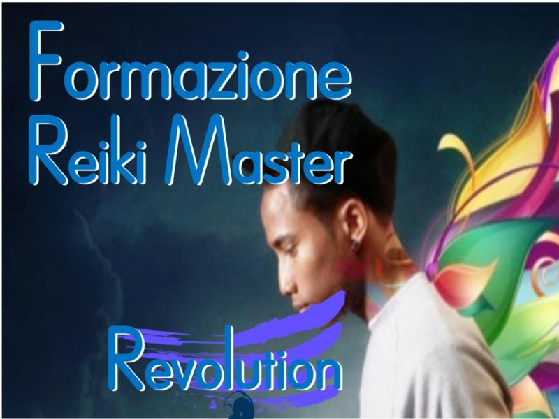 Olisticmap - Corso di Formazione per Master Reiki
