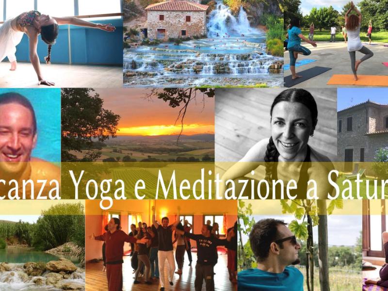 Olisticmap - Vacanza Yoga e Meditazione a Saturnia