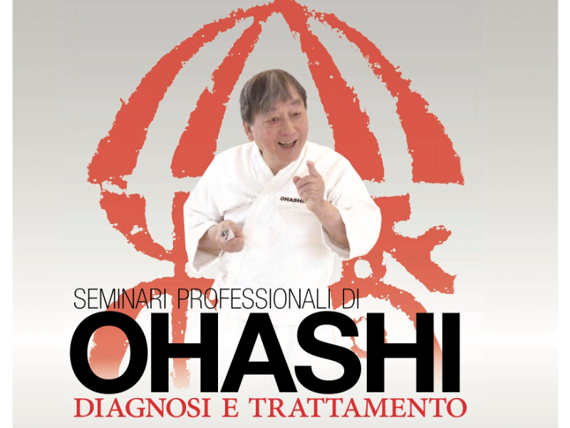 Olisticmap - Il Maestro Ohashi a Bari ad Ottobre!