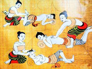 Olisticmap - Thai Yoga massage a Essere Yoga Meeting Bologna