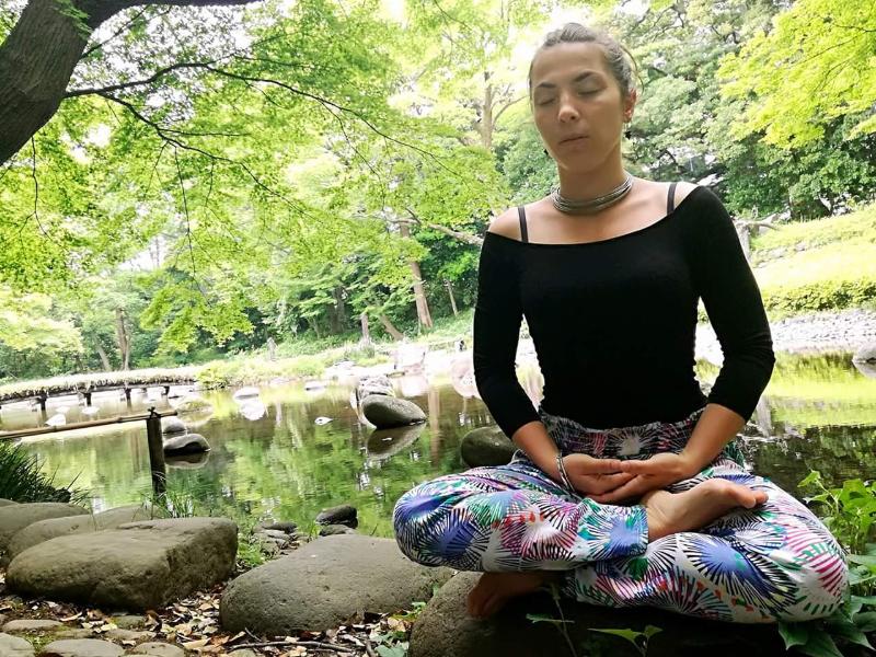Olisticmap - Yoga estivo a Sestri Levante