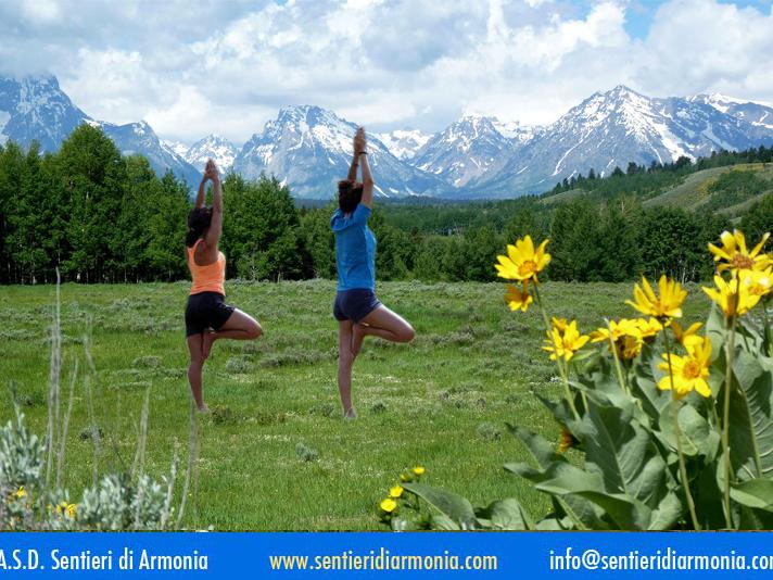 Olisticmap - Week end Yoga & Benessere nella Natura
