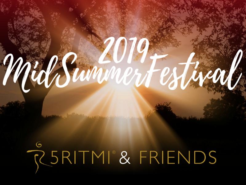 Olisticmap - Mid Summer Festival 5Ritmi & Friends