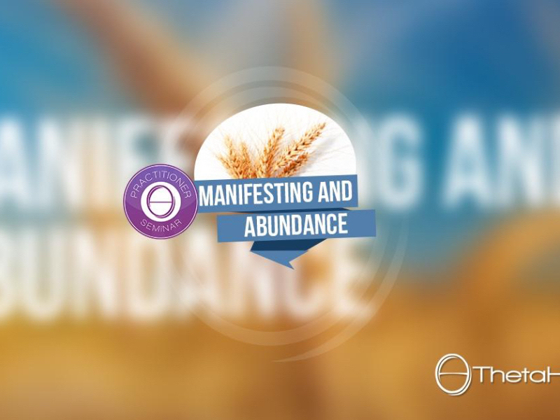 Olisticmap - Seminario ThetaHealing® Abbondanza  Manifestazione a Montecatini Terme