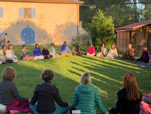 Olisticmap - Meditazione Vipassana
