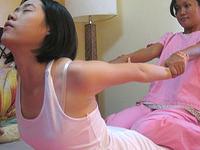 Olisticmap - Corso Base Thai Yoga Massage