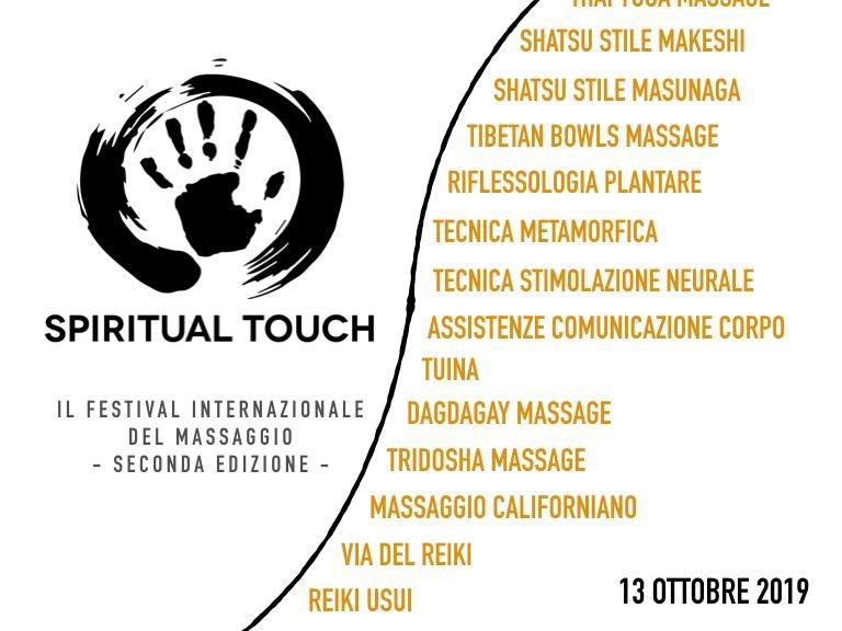 Olisticmap - Spiritual Touch
