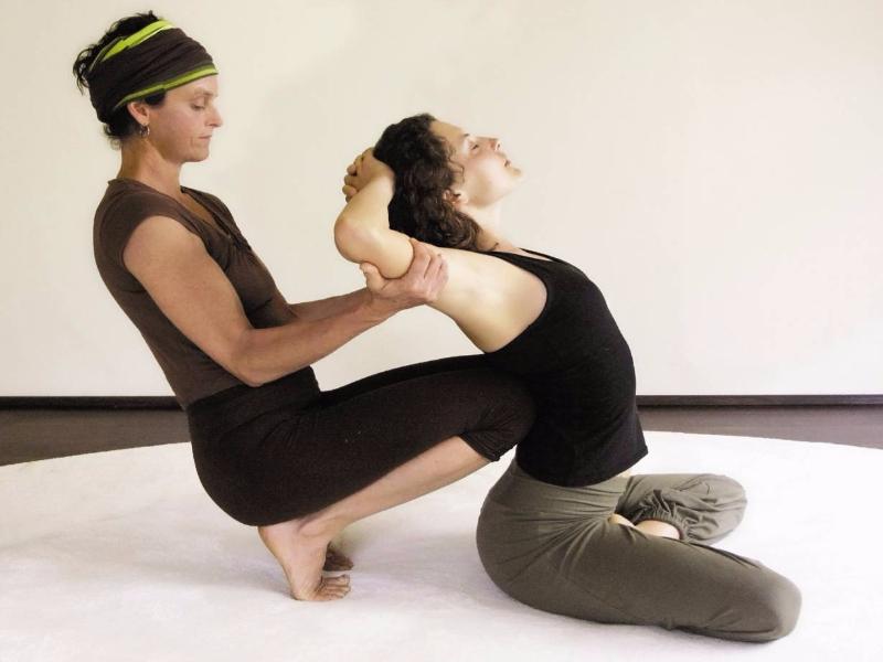 Olisticmap - Corso Base di Thai Yoga Massage