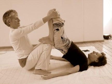 Olisticmap - Corso avanzato di Thai Yoga Massage