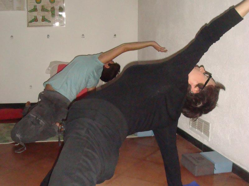 Olisticmap - Corsi annuali di Yoga e Canto Carnatico in Gravidanza