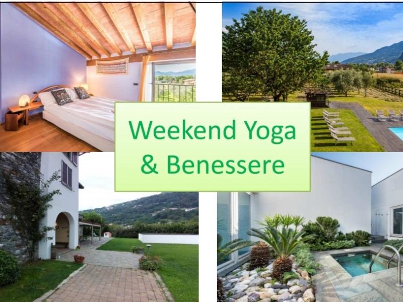 Olisticmap - Weekend yoga & benessere sul Lago di Como