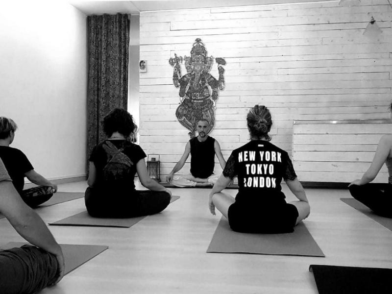 Olisticmap - Corso Formazione Insegnanti di Yoga RYT 250