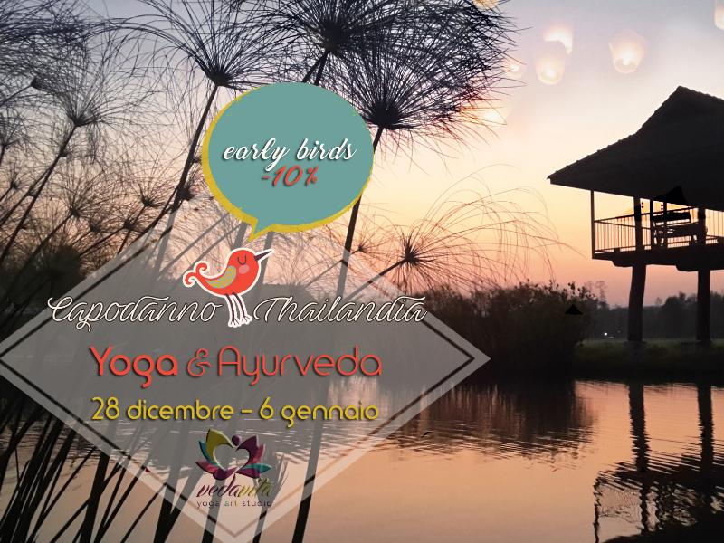 Olisticmap - Vacanza di Capodanno Yoga e Ayurveda in Thailandia