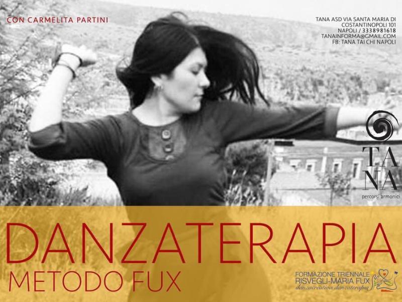 Olisticmap - CORSO DI DANZATERAPIA-DANZA CREATIVA METODO MARIA FUX a Napoli