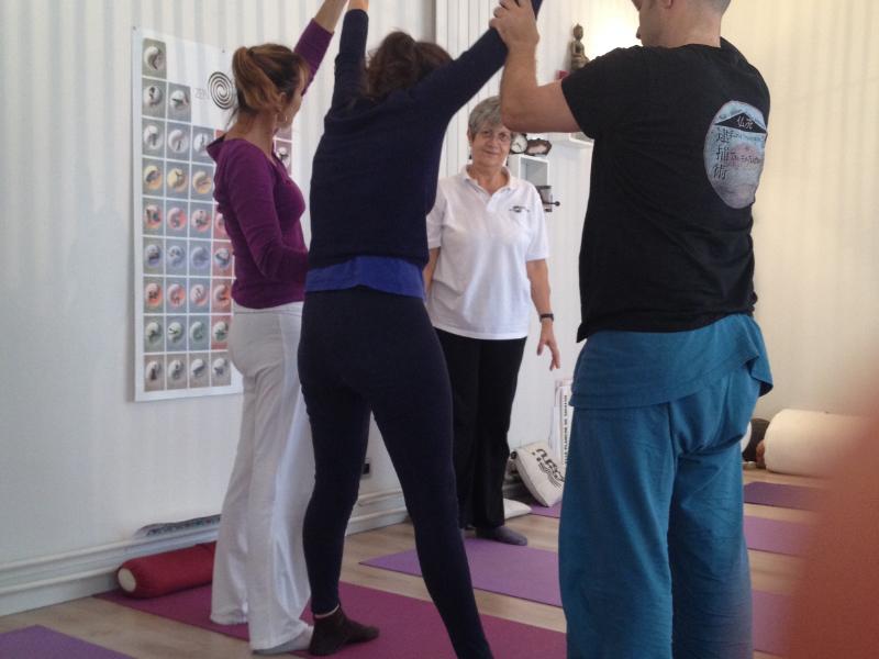 Olisticmap - Corso base di Zen-Stretching®
