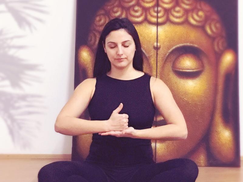 Olisticmap - Corso di Hatha Yoga