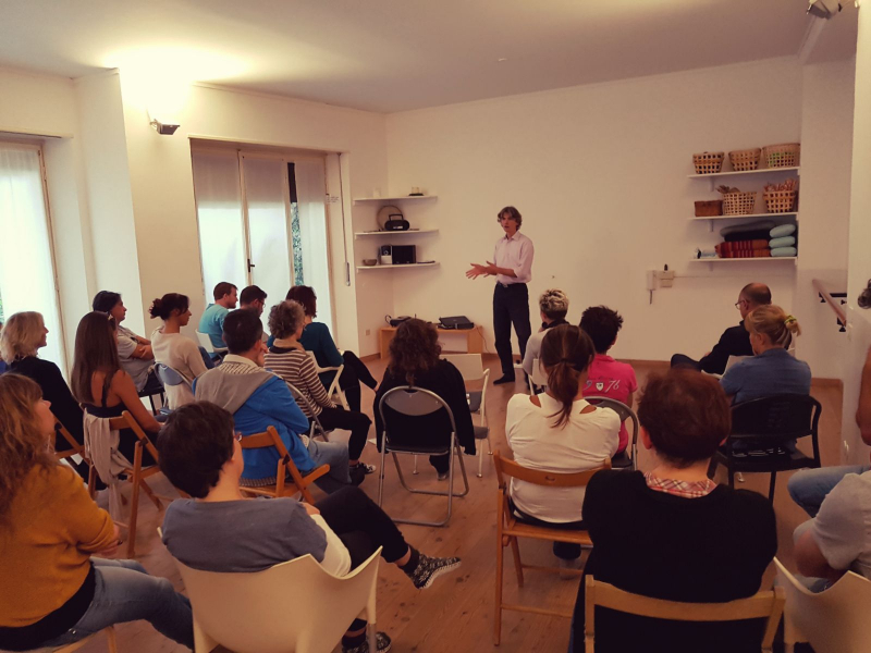 Olisticmap - CORSO DI BREATH  COACHING - REBIRTHING