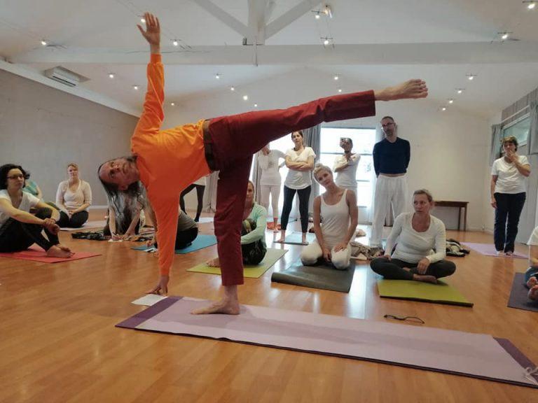 Olisticmap - Integral Yoga Advanced Teacher Training