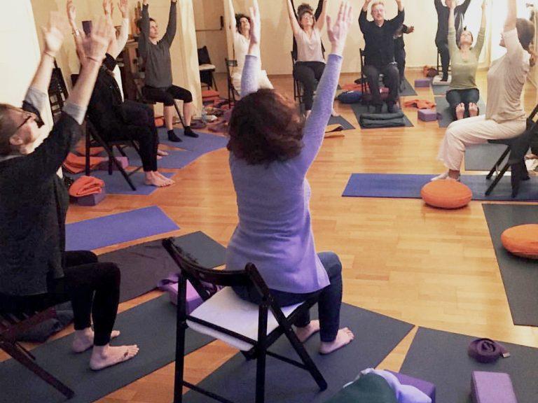 Olisticmap - Corso di formazione in Yoga Accessibile