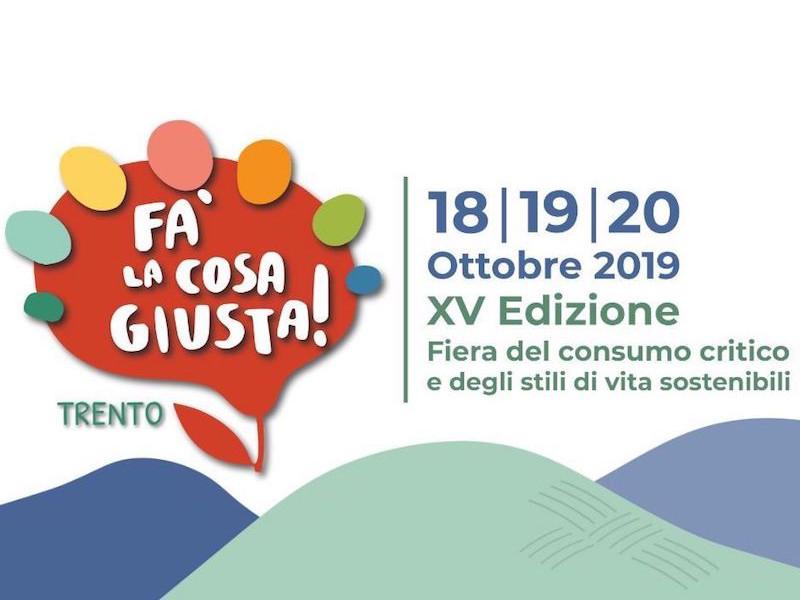 Olisticmap - Fa' la Cosa Giusta! Trento - XV edizione