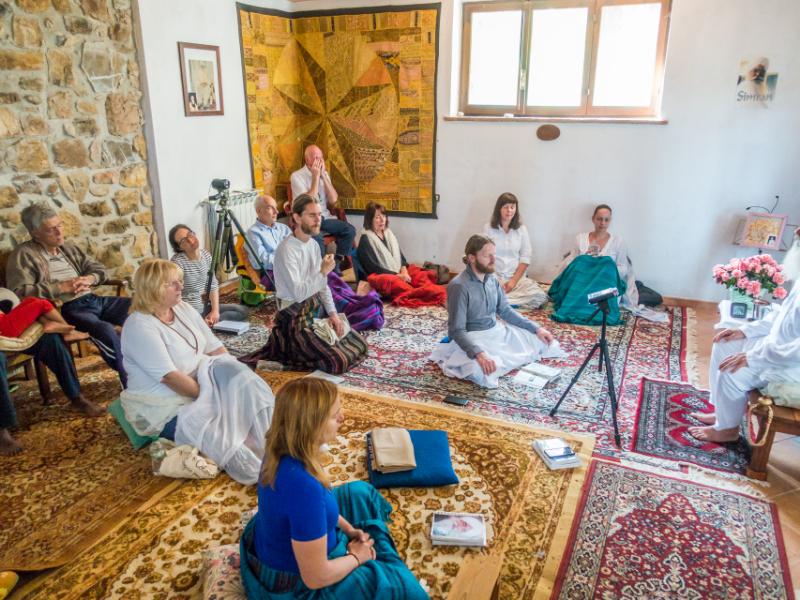 Olisticmap - Intenso ritiro di meditazione
