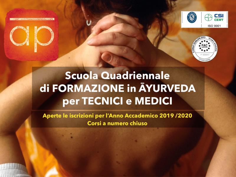 Olisticmap - Corso di Āyurveda per Tecnici in Ayurveda e Medici