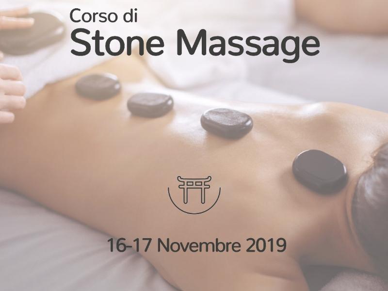 Olisticmap - Corso di Stone Massage a Seriate (Bergamo)
