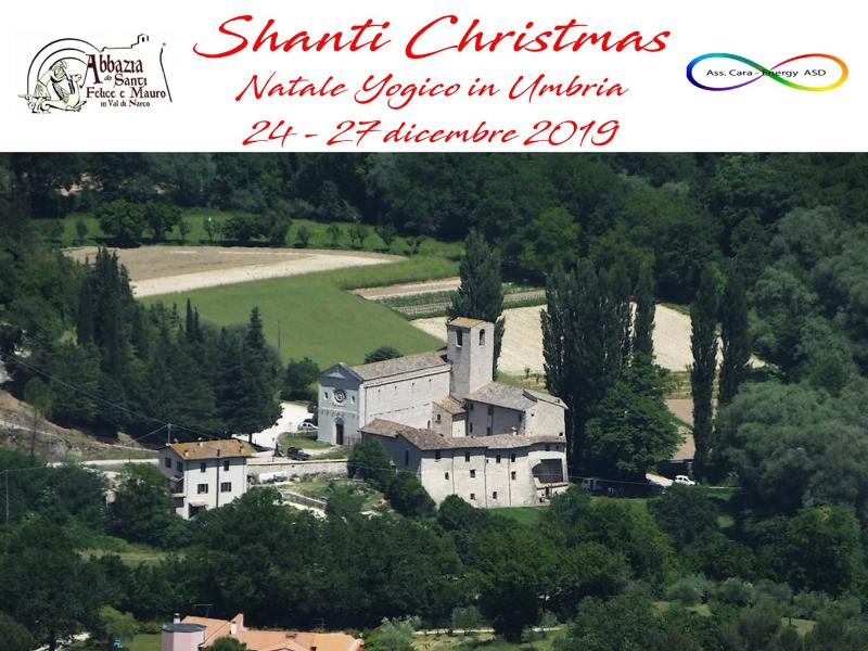 Olisticmap - Natale Yogico in Umbria
