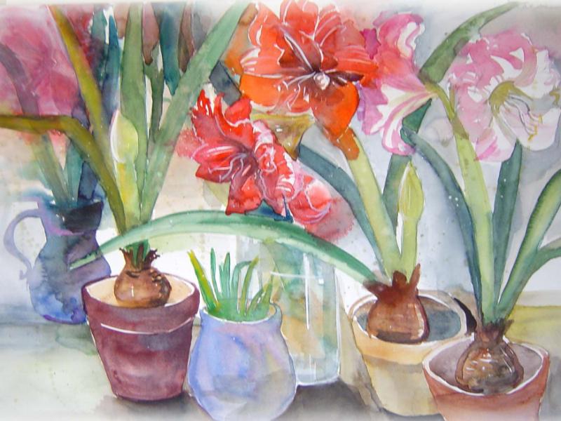 Olisticmap - corso di disegno e pittura con il metodo di Betty Edwards