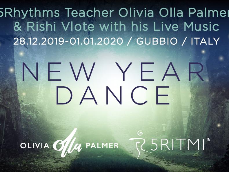Olisticmap - New Year Dance 2019/20