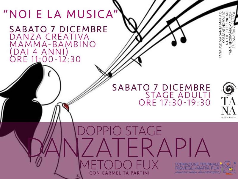 Olisticmap - NOI E LA MUSICA