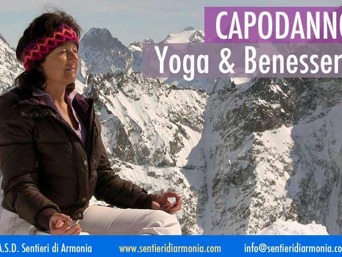 Olisticmap - Capodanno Yoga & Montagna 2019/2020