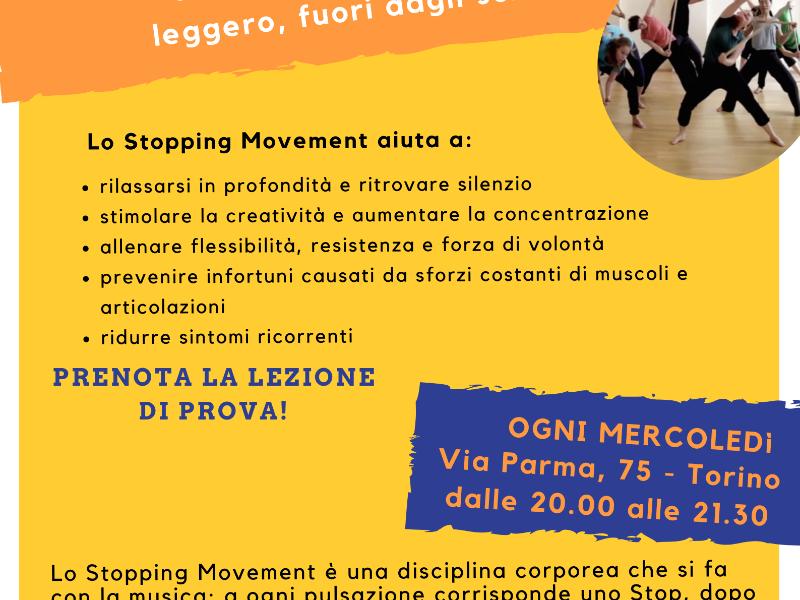 OlisticMap - Corso di Stopping Movement
