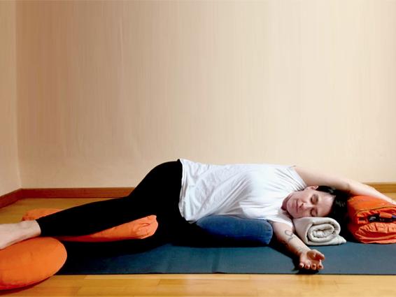 Olisticmap - Restorative Yoga