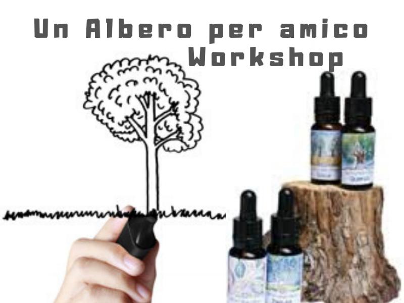 Olisticmap - Un Albero per amico - Workshop