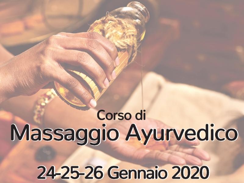 Olisticmap - Corso Massaggio Ayurvedico a Bergamo