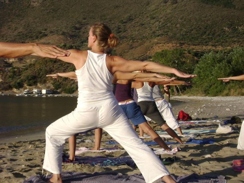Olisticmap - Vacanza Yoga nella magica penisola di Mani, Grecia