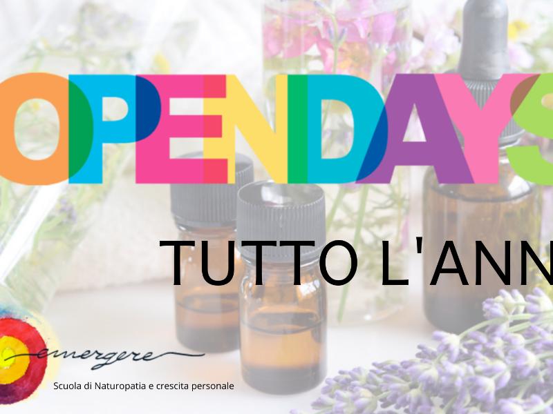 Olisticmap - OPEN DAY TUTTO L'ANNO!