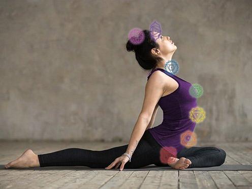 Olisticmap - Seminario di Yin Yoga alla scoperta dei Chakra