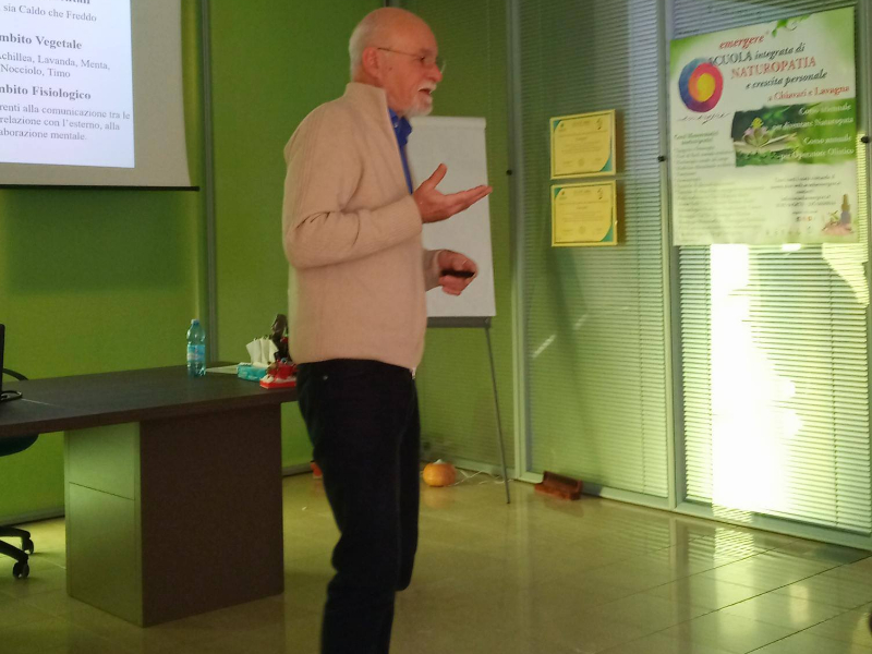 Olisticmap - Serate di consapevolezza con il dott. Carlo Conti