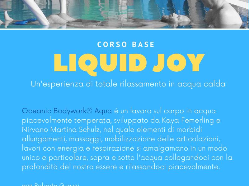 Olisticmap - Liquid Joy