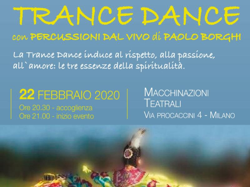 Olisticmap - Trance Dance Event