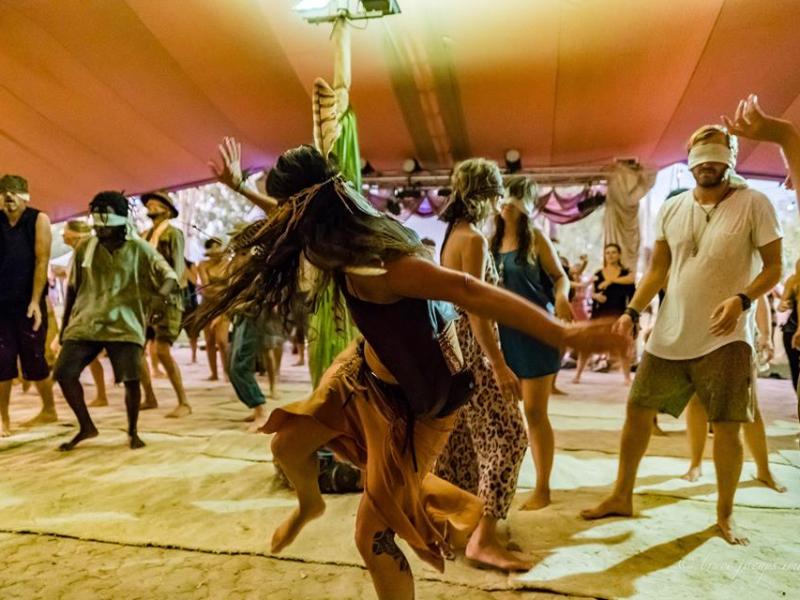 Olisticmap - Trance Dance Intensive