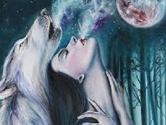 Olisticmap - Donne che danzano con i lupi